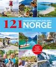 """""""121 fantastiske opplevelser i Norge"""" av Torild Moland"""
