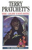 """""""The light fantastic - the graphic novel"""" av Terry Pratchett"""