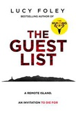 """The guest list"" av Lucy Foley"