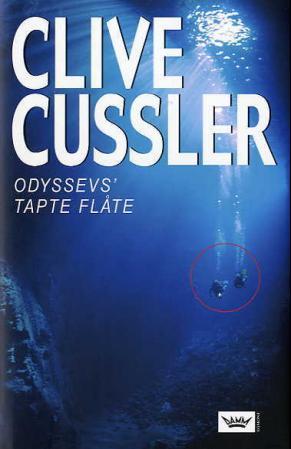 """""""Odyssevs' tapte flåte"""" av Clive Cussler"""