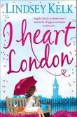 """""""I heart London"""" av Lindsey Kelk"""