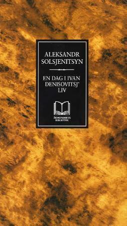 """""""En dag i Ivan Denisovitsj' liv"""" av Aleksandr Solsjenitsyn"""