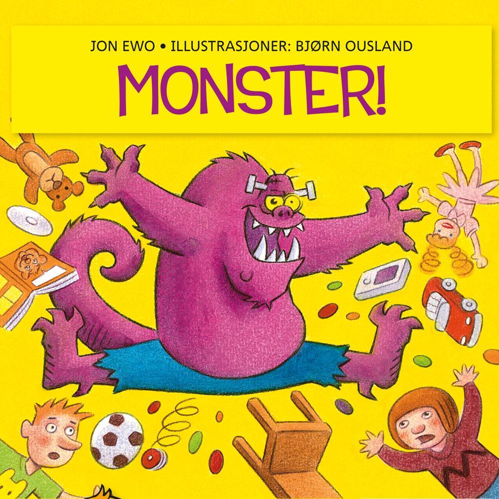 """""""Monster!"""" av Jon Ewo"""