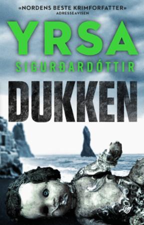 """""""Dukken"""" av Yrsa Sigurdardóttir"""