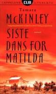 Omslagsbilde av Siste dans for Matilda