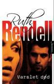 """""""Varslet død"""" av Ruth Rendell"""