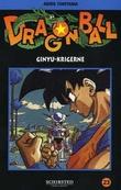 """""""Ginyu-krigerne"""" av Akira Toriyama"""