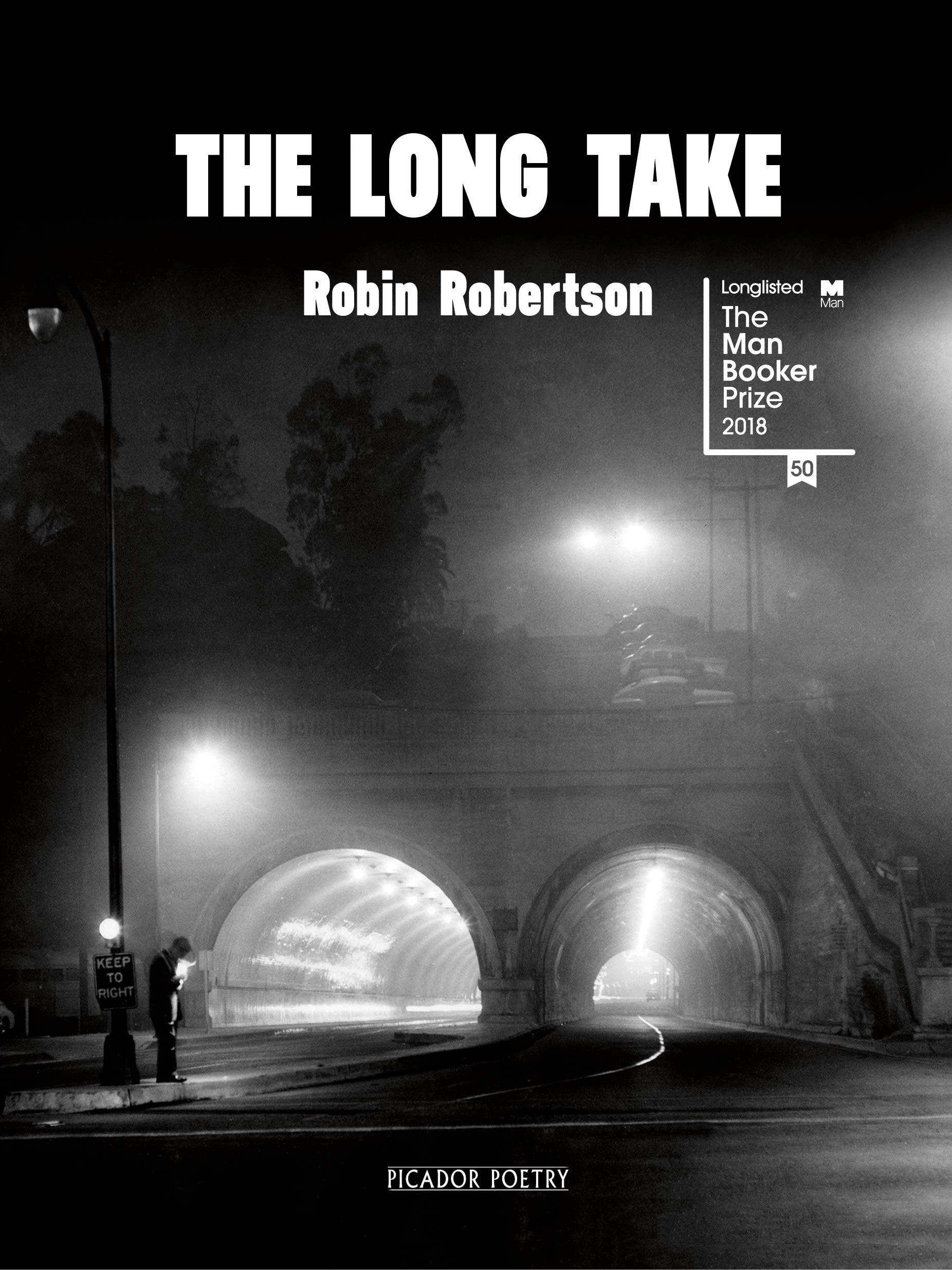 """The long take"" av Robin Robertson"