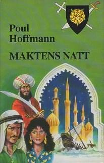 """""""Maktens natt - korsfareren 2"""" av Poul Hoffmann"""