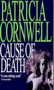 """Cause of death"" av Patricia Cornwell"
