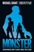 """""""Monster"""" av Michael Grant"""