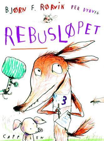 """""""Rebusløpet"""" av Bjørn F. Rørvik"""