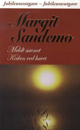 """""""Meldt savnet ; Kirken ved havet"""" av Margit Sandemo"""