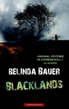 """Blacklands"" av Belinda Bauer"