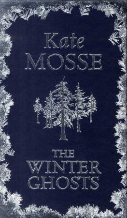 """""""The winter ghosts"""" av Kate Mosse"""