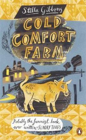 """""""Cold comfort farm"""" av Stella Gibbons"""