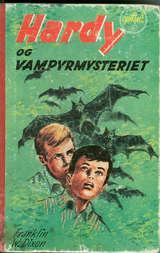 """""""Hardy-guttene og vampyrmysteriet"""" av Franklin W. Dixon"""