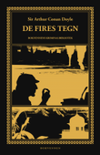 """De fires tegn - en Sherlock Holmes-historie"" av Arthur Conan Doyle"