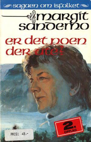 """""""Er det noen der ute?"""" av Margit Sandemo"""