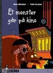 """""""Et monster går på kino"""" av Mats Wänblad"""
