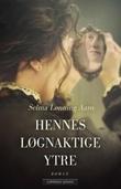 """""""Hennes løgnaktige ytre en roman om Anna Munch"""" av Selma Lønning Aarø"""