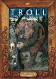 """""""Troll"""" av Th. Kittelsen"""