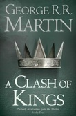 """A clash of kings book two of A song of ice and fire"" av George R.R. Martin"