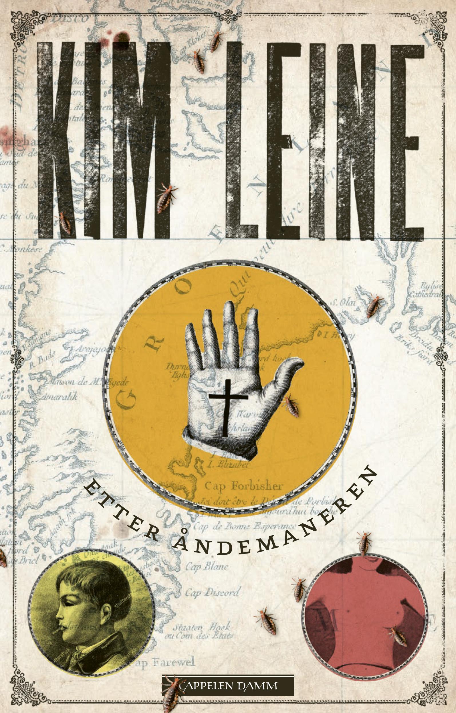 """""""Etter åndemaneren"""" av Kim Leine"""