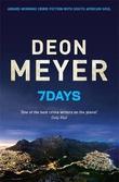 """""""7 days"""" av Deon Meyer"""