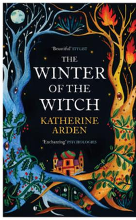 """""""The winter of the witch"""" av Katherine Arden"""