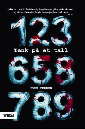"""""""Tenk på et tall - roman"""" av John Verdon"""