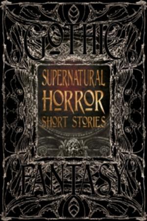 """Supernatural horror - short stories"""