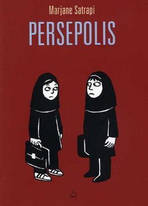 """Persepolis"" av Marjane Satrapi"