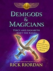 """Demigods and Magicians - Percy and Annabeth Meets the Kanes"" av Rick Riordan"