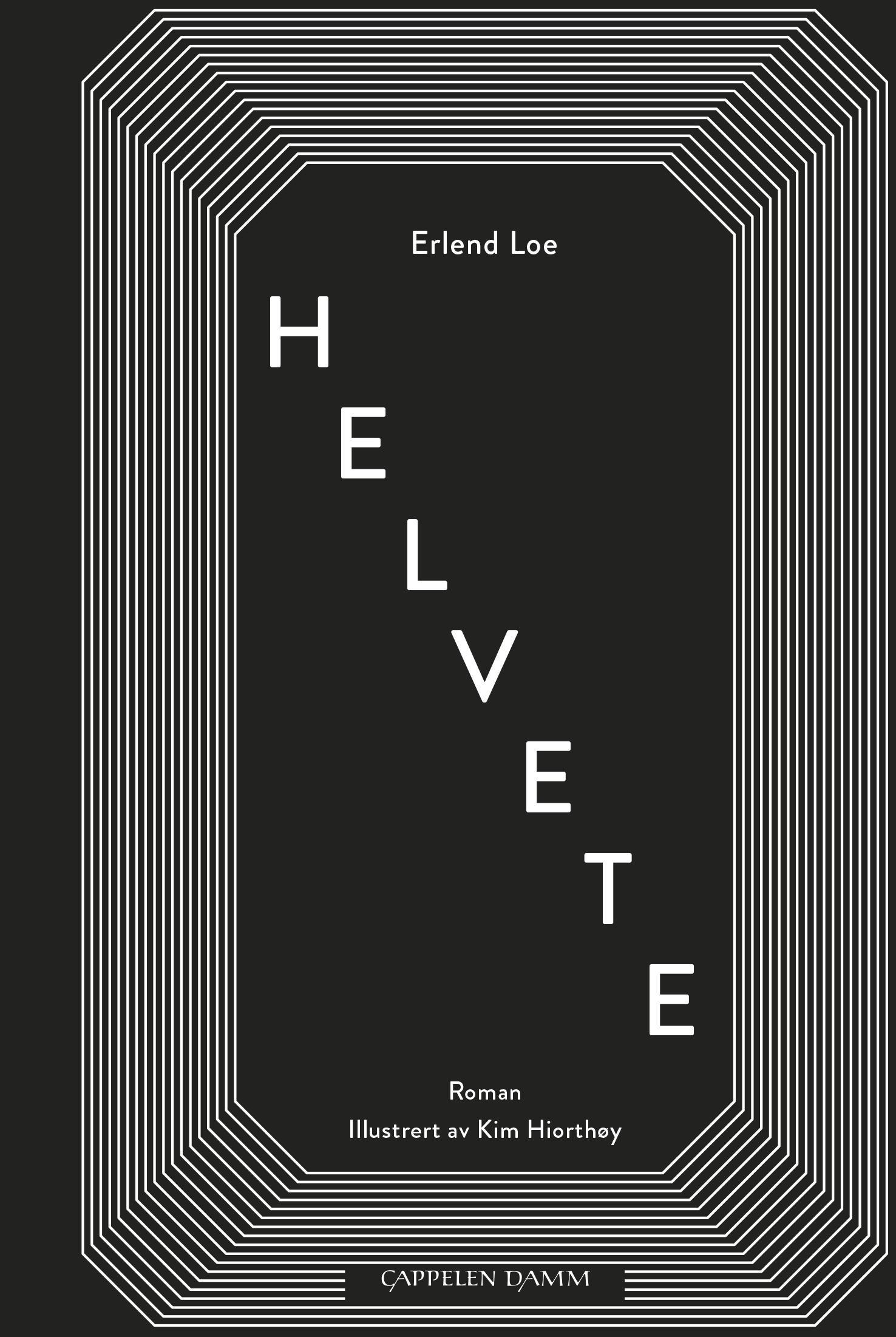 """""""Helvete"""" av Erlend Loe"""