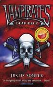 """""""Vampirater - dødens dyp"""" av Justin Somper"""