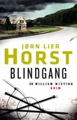 """""""Blindgang kriminalroman"""" av Jørn Lier Horst"""