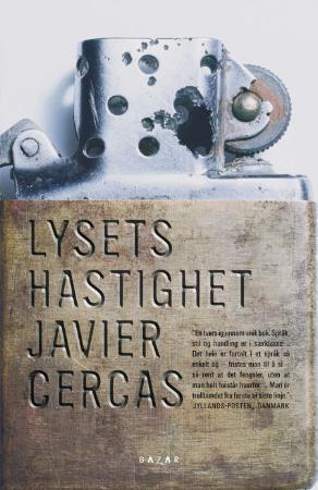 """Lysets hastighet"" av Javier Cercas"