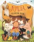 """""""Julia elsker dyr"""" av Eva Eriksson"""