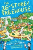 """""""The 26-storey treehouse"""" av Andy Griffiths"""