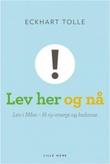"""""""Lev her og nå! - MP3-lydbok for meditasjon og indre ro"""" av Eckhart Tolle"""