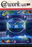"""""""At work:US - medier og kommunikasjon/medium og kommunikasjon"""" av Kjell Gulbrandsen"""