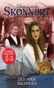 """""""Den røde salongen - Den sorte skonnert 3"""" av Tor Johnsen"""