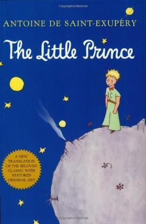 """""""The Little Prince"""" av Antoine de Saint-Exupery"""