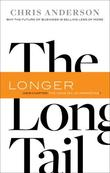 """""""The Long Tail - Why the Future of Business Is Selling Less of More"""" av Chris Anderson"""