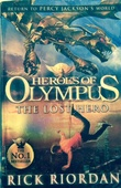 """The lost hero"" av Rick Riordan"