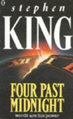 """""""Four past midnight"""" av Stephen King"""