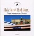 """""""Hvis slottet lå på Tøyen syv sanne og usanne vandringer i Oslos historie"""" av Leif Gjerland"""