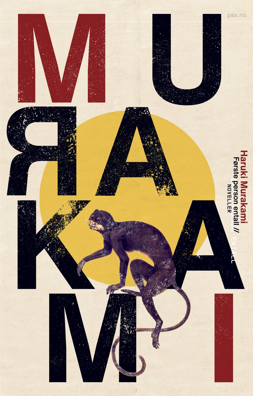 """""""Første person entall - noveller"""" av Haruki Murakami"""