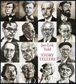 """""""Storytellers - en begrunnet antologi"""" av Jan Erik Vold"""